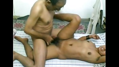 Indian amateur couple hardcore sex